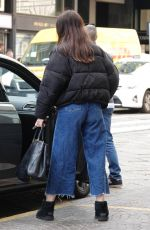 Aurora Ramazzotti Spotted out and about in Milan