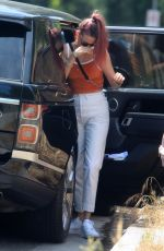 Behati Prinsloo Out in Beverly Hills