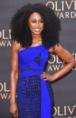 Beverley Knight At The Olivier Awards 2019 with MasterCard at Royal Albert Hall in London