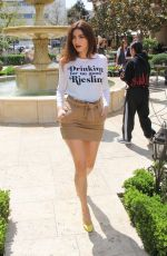 Blanca Blanco Out in Beverly Hills