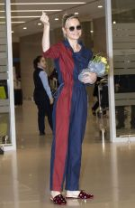 Brie Larson At Incheon International Airport in Incheon South Korea
