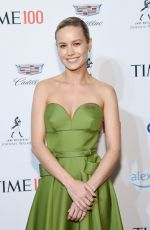 Brie Larson At TIME 100 Gala 2019 in NYC