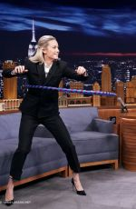 Brie Larson Visits the