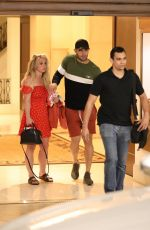 Britney Spears Leaving The Montage Hotel in Beverly Hills