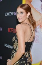 Brittany Snow At Los Angeles Special Screening of Netflix