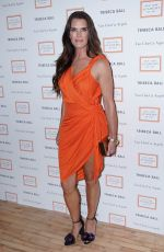 Brooke Shields At The Tribeca Ball in NYC