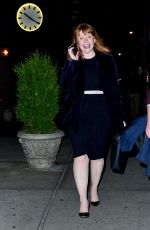 Bryce Dallas Howard Out in New York City