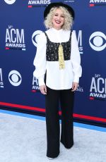 Cam (Camaron Marvel Ochs) At 54th Academy of Country Music Awards at MGM Grand Garden Arena in Las Vegas