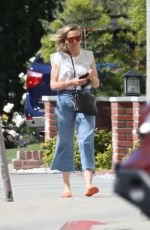 Cameron Diaz Out in Los Angeles