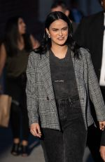 Camila Mendes Visits Jimmy Kimmel Live! in Hollywood