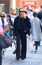 Candice Swanepoel Out in NYC