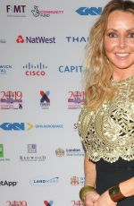 Carol Vorderman At Soldiering On Awards in London