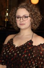 Carrie Hope Fletcher At Launch event for the Original Gringotts Wizarding Bank at Warner Bros. Studio Tour in Watford