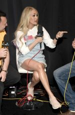 Carrie Underwood At 54th Academy Of Country Music Awards Cumulus/Westwood One Radio Remotes in Las Vegas
