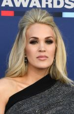 Carrie Underwood At 54th Academy Of Country Music Awards in Las Vegas