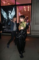 Charli XCX At Pat McGrath: A Technicolour Odyssey launch party in London