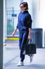 Charlize Theron At JFK Airport in New York