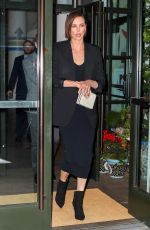 Charlize Theron Out in New York City