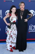 Chevel Shepherd At 54TH Academy of Country Music Awards in Las Vegas