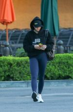Chloe Grace Moretz Stops at a grocery store in Los Angeles