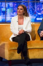 Dani Dyer At The Jonathan Ross Show in London