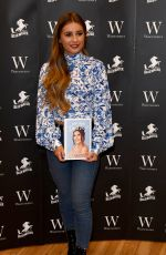 Dani Dyer At What Would Dani Do Book Signing At Waterstones at the Bluewater Shopping Center in Kent
