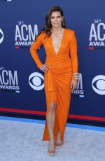 Danica Patrick At 54th Academy of Country Music Awards in Las Vegas