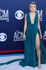 Danielle Bradbery At 54th Academy of Country Music Awards in Las Vegas
