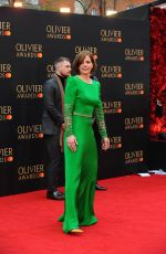 Darcey Bussell At The Olivier Awards 2019 with MasterCard at Royal Albert Hall in London