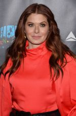 Debra Messing At 2019 Garden Of Laughs Comedy Benefit in New York City
