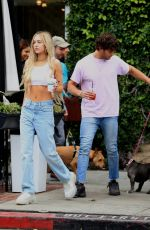 Delilah Belle Hamlin Out in West Hollywood