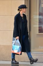 Diane Kruger At Sunday morning stroll in New York City