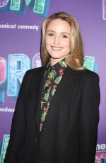 Dianna Agron At Broadway