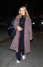 Dianna Agron Leaving The Bowery Hotel in NYC