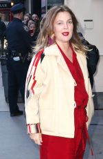 Drew Barrymore Arrives at