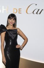 Eiza González At Clash De Cartier Photocall at La Conciergerie in Paris