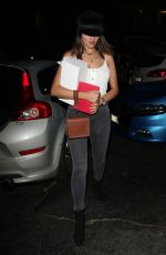Eiza Gonzalez Leaves Mr. Chow in Beverly Hills