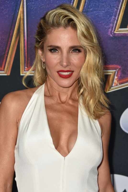 Elsa Pataky At World Premiere of Marval Studios