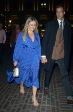 Emily Atack At SushiSamba Restaurant in London