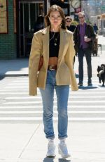 Emily Ratajkowski Out and about in NYC