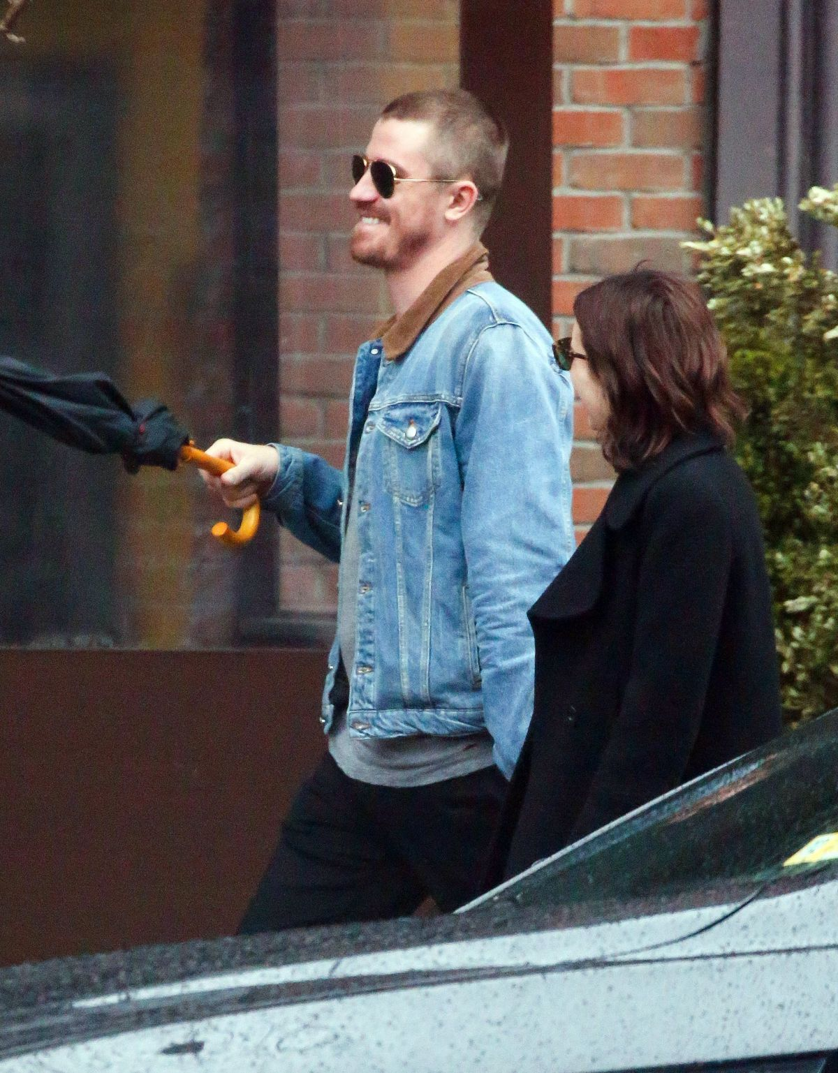 Emma Roberts & Garrett Hedlund Spotted out in New York ...