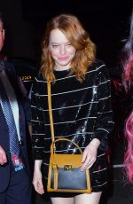 Emma Stone At SNL Afterparty in NY