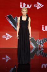 Emma Willis At The Voice UK TV Show, Final Photocall in London