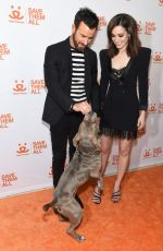 Emmy Rossum At Best Friends Benefit To Save Them All in NYC