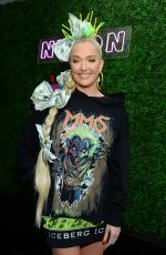 Erika Jayne At NYLON Midnight Garden Party, Private Residence