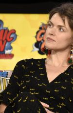 Erin Richards At 5th German Comic Con Dortmund 2019 held at the Messe Westfalenhallen in Dortmund