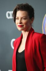 Evangeline Lilly At World Premiere of Marval Studios