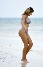 Farrah Abraham Enjoys some downtime in Tulum in Mexico with a friend