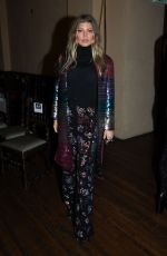 Fergie (Stacy Ferguson) At Libertine Fashion Show in Los Angeles