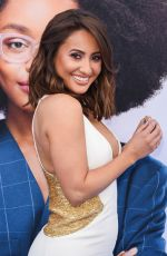 "Francia Raisa At premiere of Universal Pictures ""Little"" in Westwood"